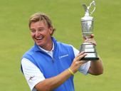 As Ernie Els Claims Victory He Cites the Inspiration From The Support Of The Autism Community