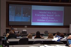 Autism Conference Puts Focus On Technology