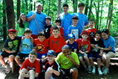 autism camp, camp for kids with autism