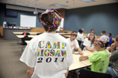 Camp Jigsaw Helps Adolescents With Autism Spectrum Disorders