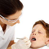 Cooperating With Dental Exams