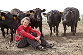 Exploring Temple Grandin's Brain