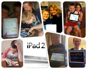 iPad 2 GIVEAWAY! Lucky No. 13!