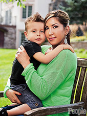 jacqueline laurita, real housewives, autism, autistic, diagnosed