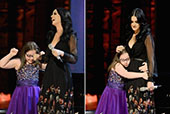 Katy Perry Was Joined By Autistic Teen Jodi Dipiazza For A Duet On 'Firework'