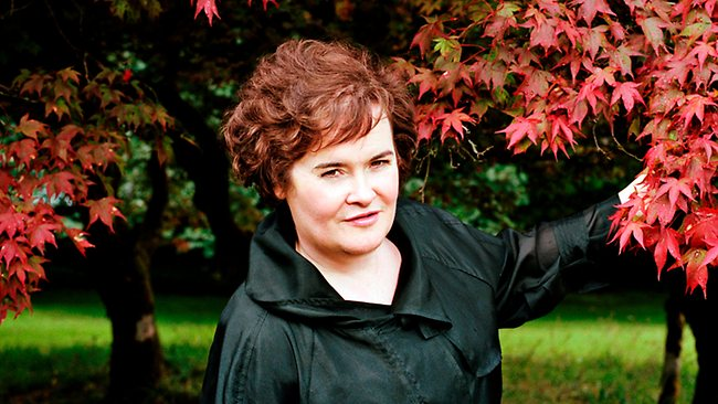 Susan Boyle Reveals Her Diagnosis of Asperger's