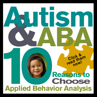 Autism And Applied Behavior Analysis: 10 Reasons To Choose ABA - Photo