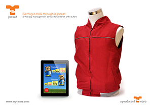 Inventor Looking For People With Autism To Test Pressure-Jacket Prototype - Photo