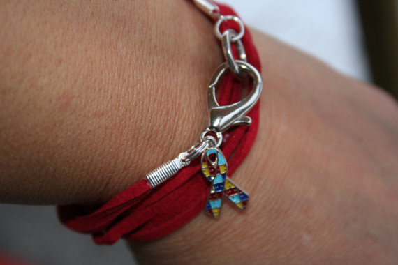 autism awareness, bracelet